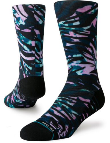 Stance Gem Crew Socks in Purple