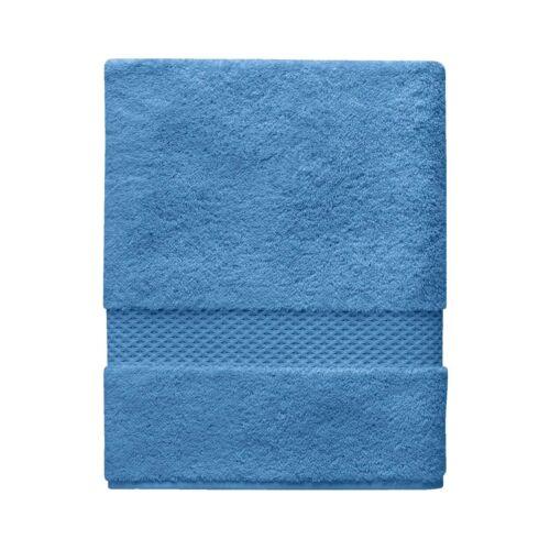 Yves Delorme Etoile Bath Towel Set of 2 Cobalt