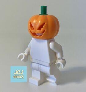 LEGO X2 Jack O Lantern Pumpkin Head for Minifigures / Scooby Doo Halloween 20695