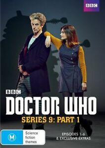Doctor-Who-Series-Season-9-Part-1-DVD-Region-4-very-good-condition-t1