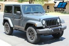 Jeep: Wrangler Willys Wheel