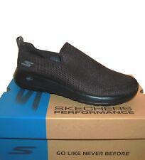 07492cd7bfa2e Skechers- GOwalk Max Athletic Air Mesh Slip on Shoes Black 12 M for ...