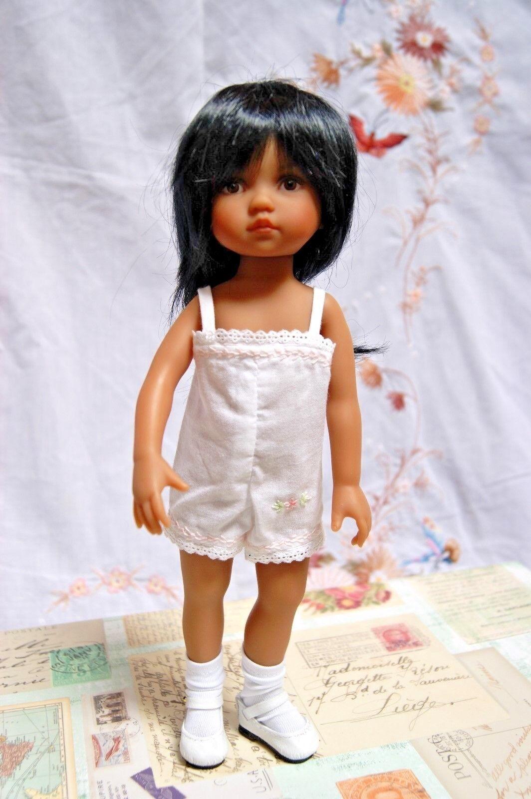 Boneka Dianna Effner niño martes Muñeca Eka