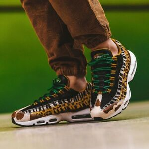 Details about ATMOS X Nike Air Max 95 DLX 'Animal Pack' Uk Size 6.5 AQ0929 200