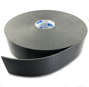 30m-Acoustic-Sound-proofing-resilient-tape-30-50-70-95mm-width-x-4mm-Thick