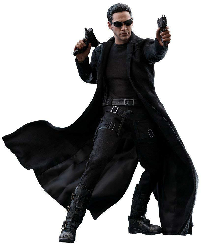 Hot Toys Movie Masterpiece Matrix Neo 1 6 scale Japan version