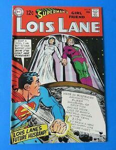 SUPERMAN-039-S-GIRLFRIEND-LOIS-LANE-90-1969-DC-SILVER-AGE-VF-NM