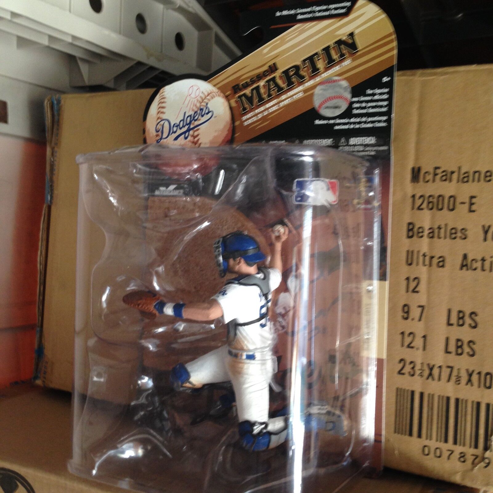 Mcfarlane Russell Martin Los Angeles Dodgers TRU Exclusive Exclusive Exclusive cf9b8b