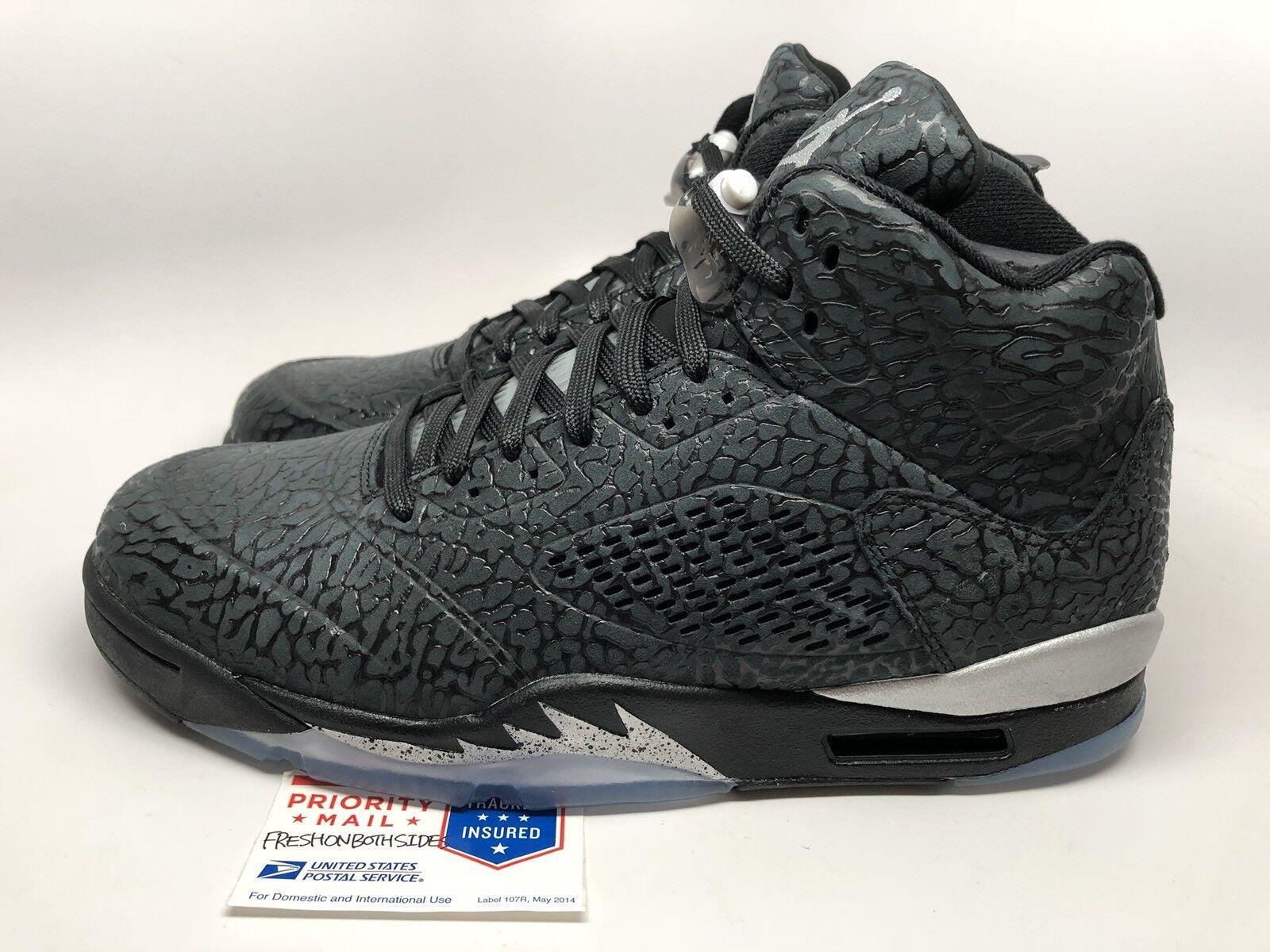 "Air Jordan 3LAB5 ""Metallic"" Mens sz 11.5 New!"