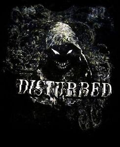 DISTURBED-cd-lgo-SICK-FLOURISH-Official-SHIRT-XXL-2X-new