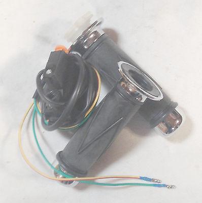 66cc 80cc 49cc  engine motor parts - throttle with kill switch - T