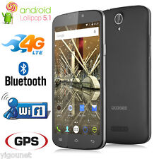 """16GB+2GB Unlocked 5.5"""" DOOGEE X6 Pro 4G LTE Cell SmartPhone Android 5.1 Dual Sim"""