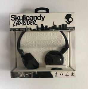 Skullcandy Lowrider Supreme Sound Headphones With Mic1 In Gloss