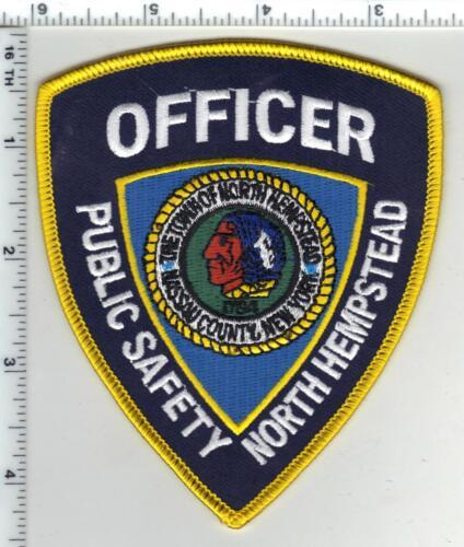 North Hempstead Public Safety New York Shoulder Patch