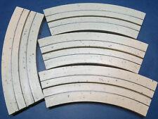 Stück einspurige Kurven 45 Grad Faller AMS 4545