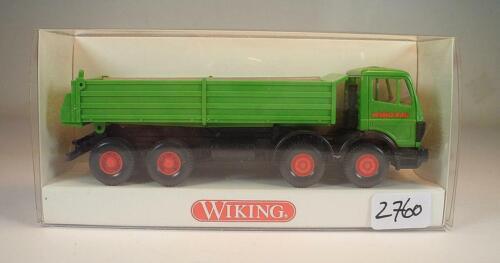 Wiking 1//87 nº 674 02 24 mercedes benz SK pritschenkipper wimo construcción OVP #2760