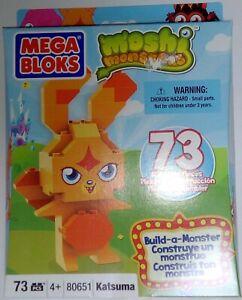 Adaptable Mega Bloks Moshi Monsters Build-a-monster Katsuma 73 Pièces Superposée Figure-r Katsuma 73 Pieces Buildable Figure Fr-fr Afficher Le Titre D'origine Prix De Vente Directe D'Usine
