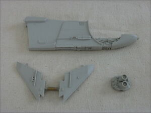 Bounty-hunter-Bossk-Hound-039-s-Tooth-resin-scale-model-kit