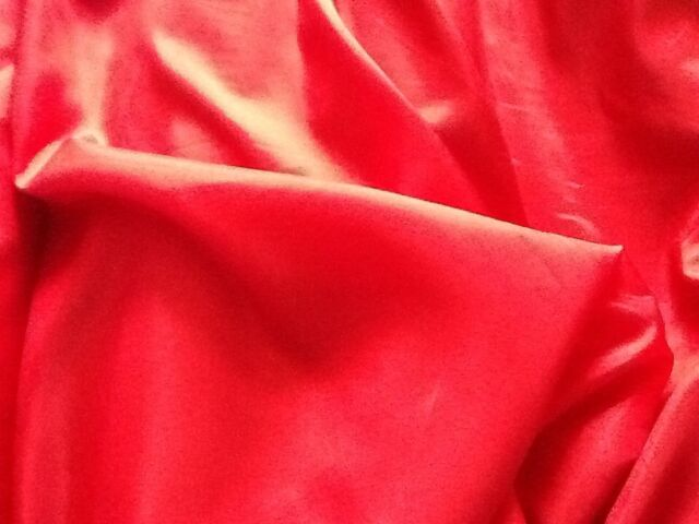 Two-tone (shot) Taffeta faux silk dress fabric; 14 colours, price £3.75 /metre
