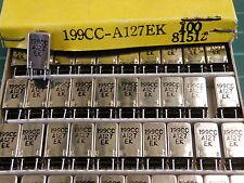 100x Toko 7KC Radio Coils Choke Inductor IFT 119CC-A127EK Ham RF Hobby 7mm-127 M
