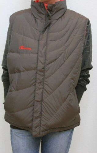 Brown Vest l Down Burton Roast Reversible FpTqxxUn