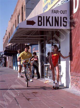Denny Davidow BMX Wheelie 8x10 Photo Free Agent Skyway