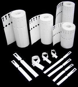 Auto, motor: onderdelen, accessoires 100 Schlaufenetiketten Pflanzenetiketten  Etiketten  2  x 20 cm Beschriftung Overig