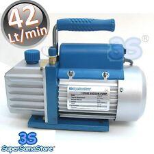 3S Vakuumpumpe 42 L/MIN Unterdruckpumpe Split Vacuum Pump Drehschieber 220 Volt