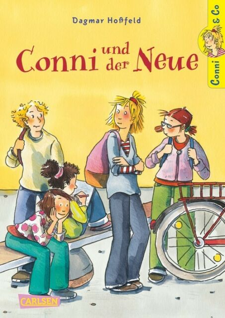 conni und der neue  conni  co bd2 von dagmar hoßfeld
