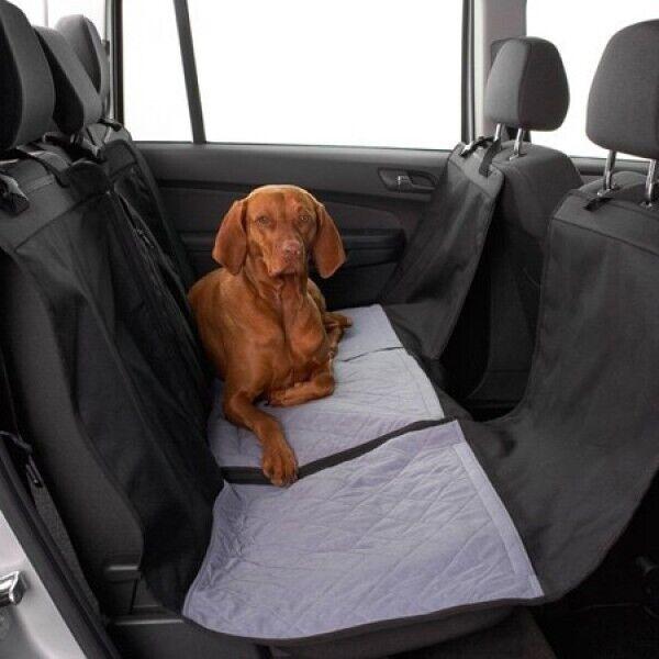 Hunter Autoschutzdecke Comfort Hunde Decke Auto Sitze Schutzdecke Sitzschoner
