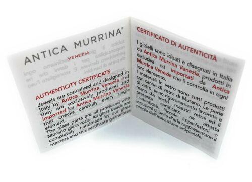 Collana Donna Antica Murrina  Vetro di Murano Made in Italia Art VP 114