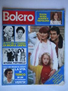 Bolero-1644-Nada-Orfei-Tamburi-Moreau-Pani-Moroni-Pozzetto-Melato-Tenco-Perzy