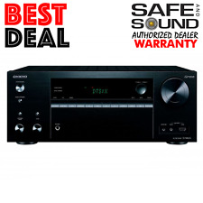 Onkyo TX-NR676 7.2 Channel Network Audio & Video Receiver - Black