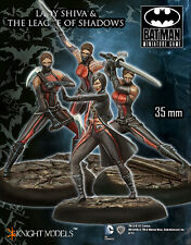 Batman Miniature Game: Lady Shiva And The League Of Shadows KST35DC084