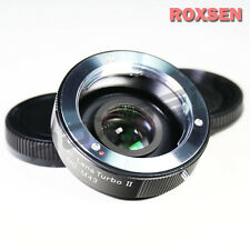 Zhongyi Lens Turbo II Focal Reducer Booster Adapter Minolta MD to Micro 4/3 M4/3