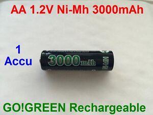 Piles-AA-3000mAh-Rechargeable-Mignon-LR6-1-2V-Ni-Mh-TRES-PUISSANT-DE-FRANCE