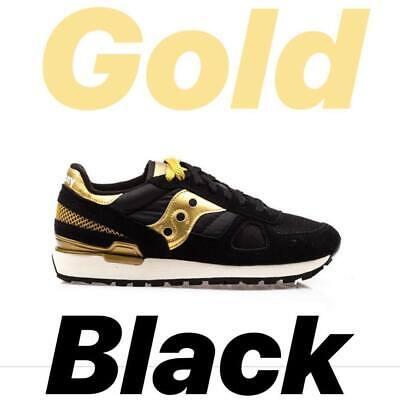 Scarpe Saucony Jazz Original 1044 521 Nero Oro Black Gold AI19 | eBay