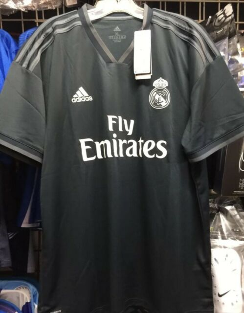adidas Real Madrid 18/19 Away Soccer Jersey Mens 3xl Cg0584 for ...
