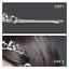 Bridal-Princess-Party-Crystal-Tiara-Wedding-Crown-Veil-Hair-Accessory-Headband thumbnail 9