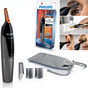 Mens-Electric-Groomer-Grooming-Kit-Nose-Ear-Eyebrow-Hair-Trimmer-Shaver-clipper