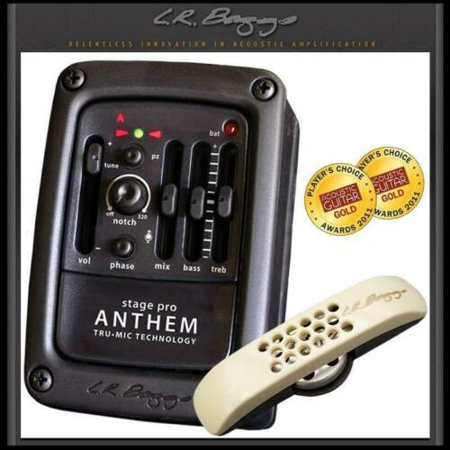 LR Baggs StagePro Anthem Side-Mount Acoustic Guitar Pickup System