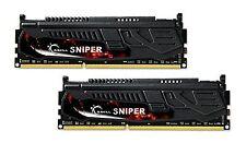 G.Skill F3-2400C11D-16GSR 16GB (2x8GB) 2400MHz CL11 DDR3-RAM 1.65v Memory Kit