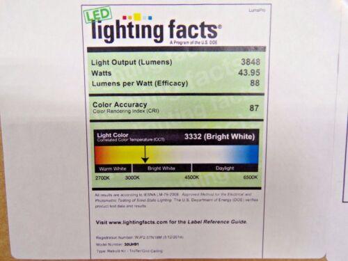 120//277 Voltage 45 Watts LUMAPRO 3500K LED Troffer Fixture Retrofit Kit K