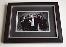 Alexander Armstrong SIGNED 10X8 FRAMED Photo Autograph Display Pointless & COA
