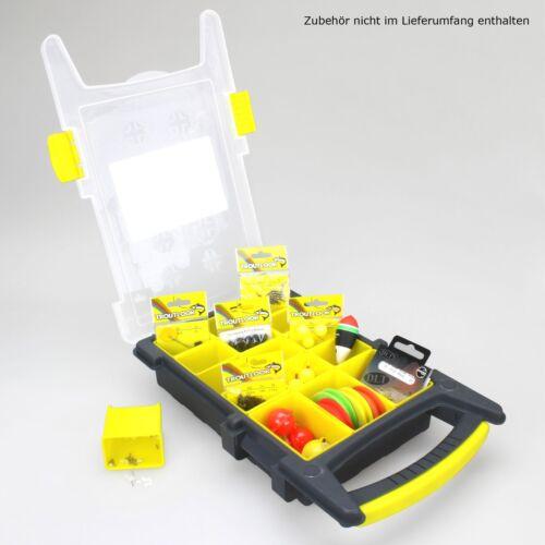Sortierbox Sortimentskasten Sortierkiste Kleinteilemagazin Zubehör Koffer Box