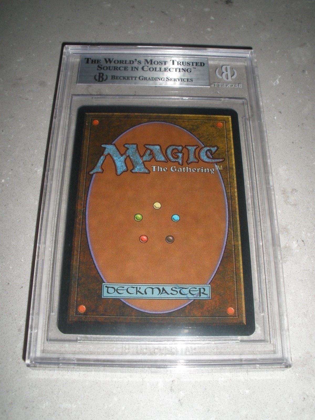 MTG Magic BGS 9 The The The Abyss x1 (8.5, 9, 9, 10) English Legends Mint ad5252
