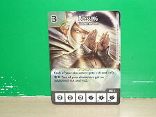 DICE MASTERS Dungeons & Dragons Basic Action Card - Blessing (only card)