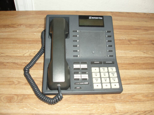 Intertel Axxess Inter-Tel 550 4400 5504400 Phone Standard Digital Terminal