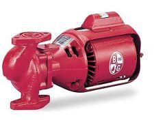 Bell Amp Gossett Circulating Pump Series 100 Model 100 Nfi 112 Hp 115 Volts