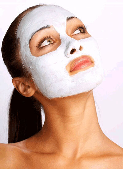 Fullers Earth Clay Mask- Best Facial Face Mask for Acne, Oily Skin, Glowing Skin